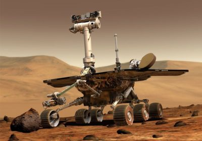 AI Astronomy on Mars